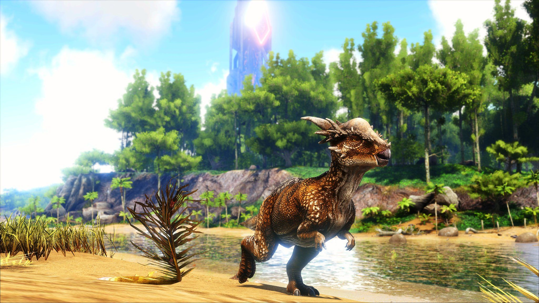 How To Survive Through the First Day In ARK: Survival Evolved (Part I)
