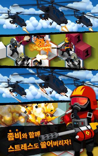 즐겨보세요 좀비 스위퍼 – 지뢰찾기 액션 퍼즐 on PC 16