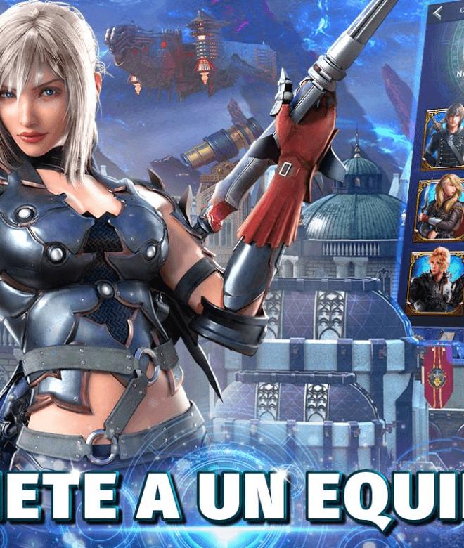 Juega Final Fantasy XV: A New Empire en PC 13