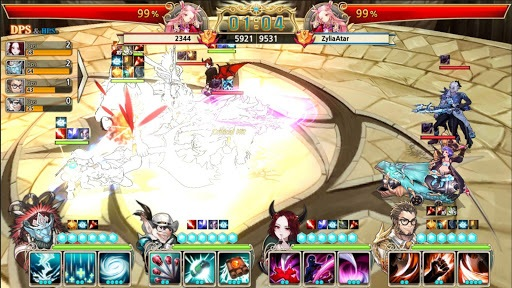 Jouez à  King's Raid sur PC 18