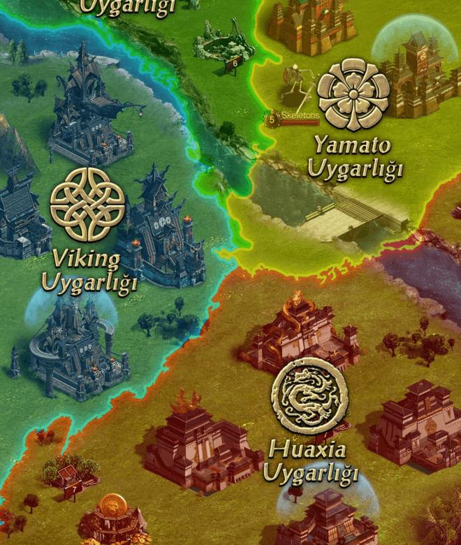Clash of Kings İndirin ve PC'de Oynayın 6