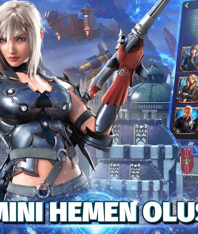 Final Fantasy XV: A New Empire İndirin ve PC'de Oynayın 7