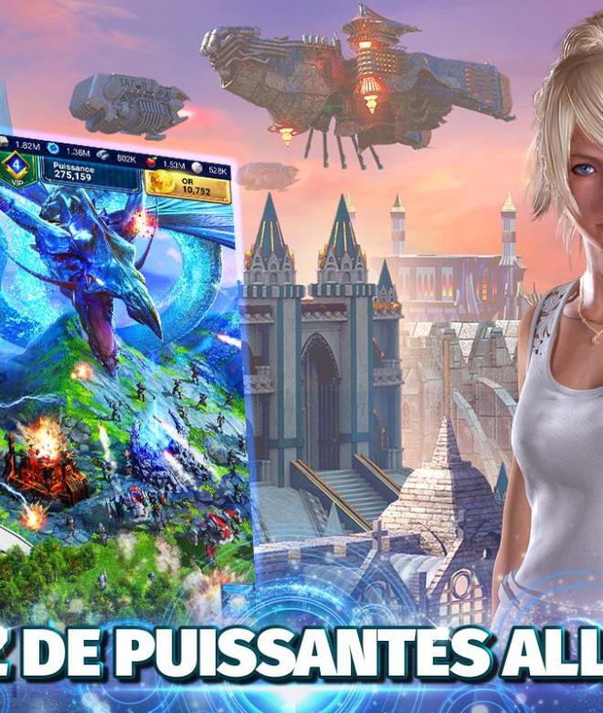 Jouez à  Final Fantasy XV: A New Empire sur PC 11