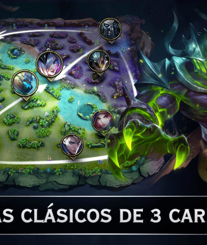 Juega Mobile Legends: Bang bang en PC 9