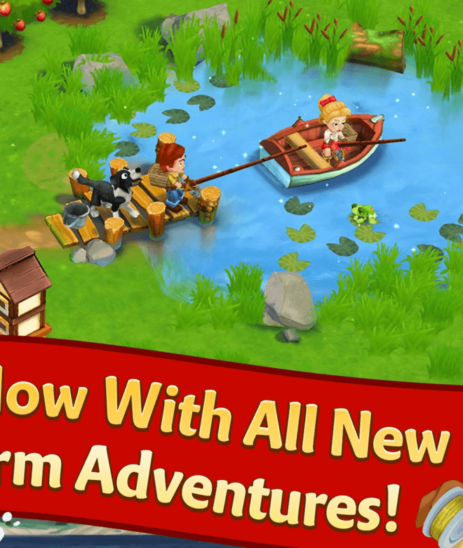 Play FarmVille 2: Country Escape on PC 15