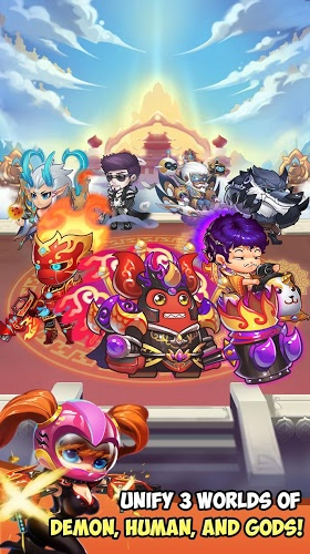 Play Crazy Gods on PC 3
