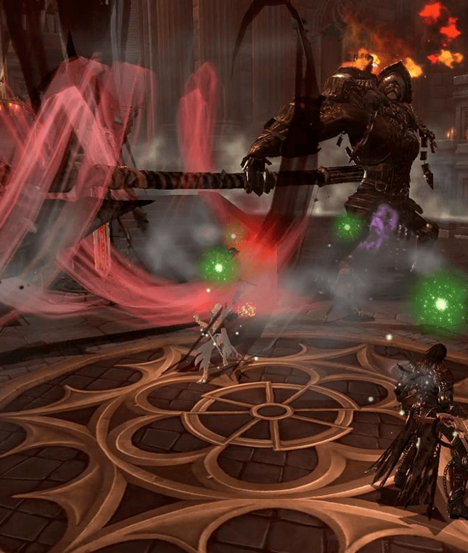 Jogue Heir of Light para PC 25