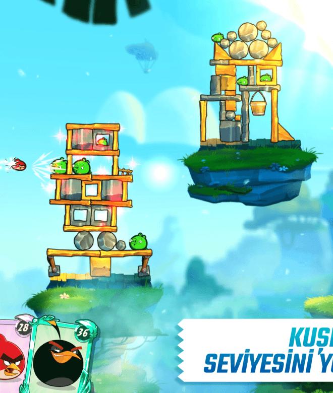 Angry Birds 2 İndirin ve PC'de Oynayın 10