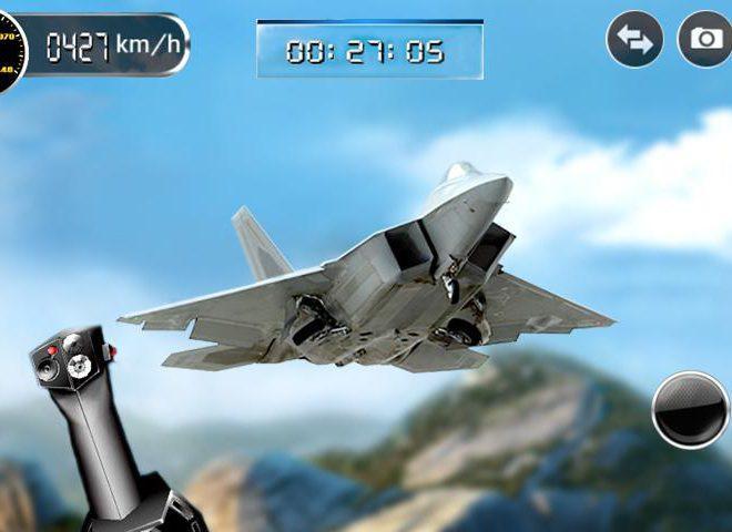 Chơi Máy Mô Phỏng Phi Cơ – Plane 3D on PC 7