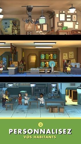 Jouez à  Fallout Shelter sur PC 4