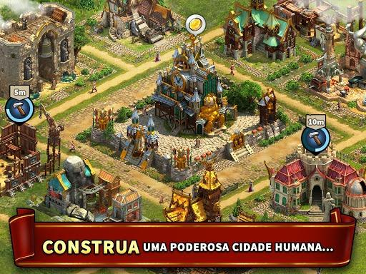 Jogue Elvenar para PC 4