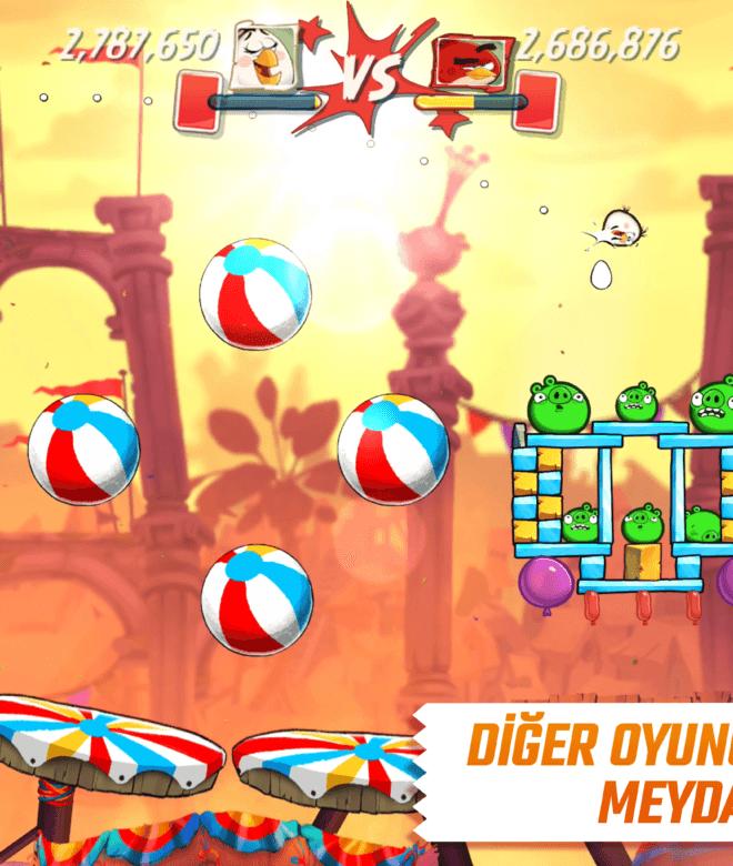 Angry Birds 2 İndirin ve PC'de Oynayın 12
