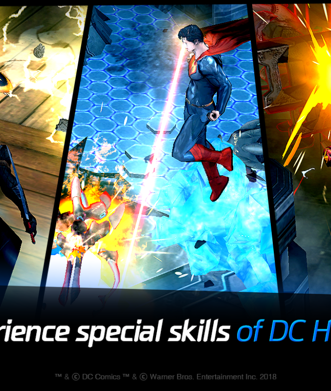 Play DC: UNCHAINED on PC 5