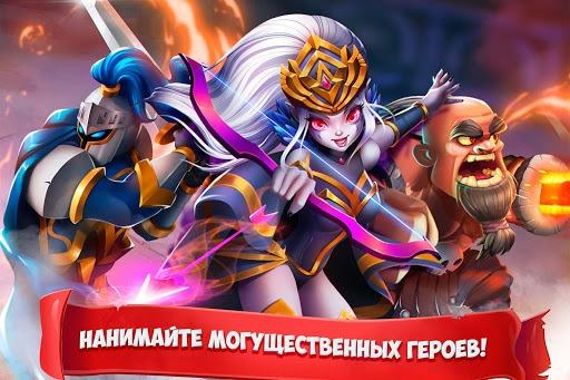 Играй Epic Summoners: Battle Hero Warriors — Action RPG На ПК 3