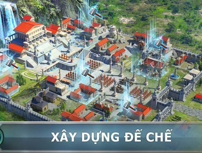 Chơi Game of War on PC 12