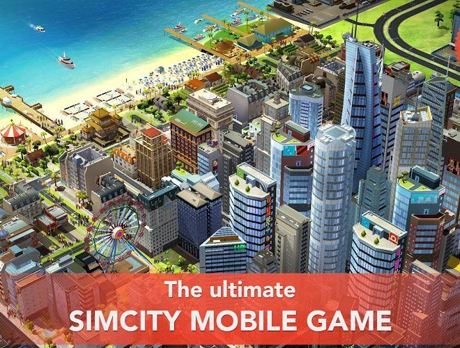 Play SimCity BuildIt on PC 3