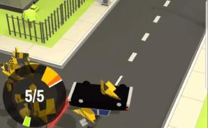 Crashy Cops!