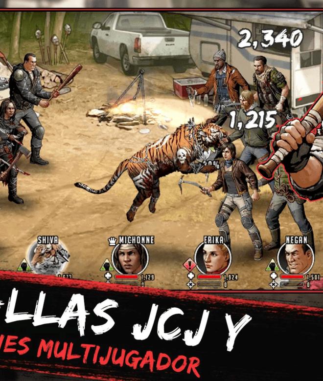 Juega The Walking Dead: Road to Survival en PC 6