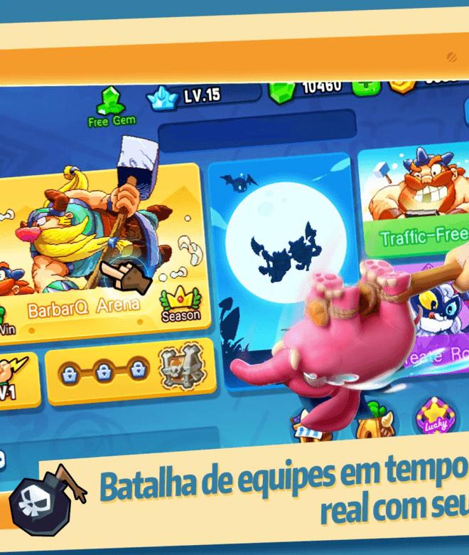 Jogue BarbarQ para PC 31