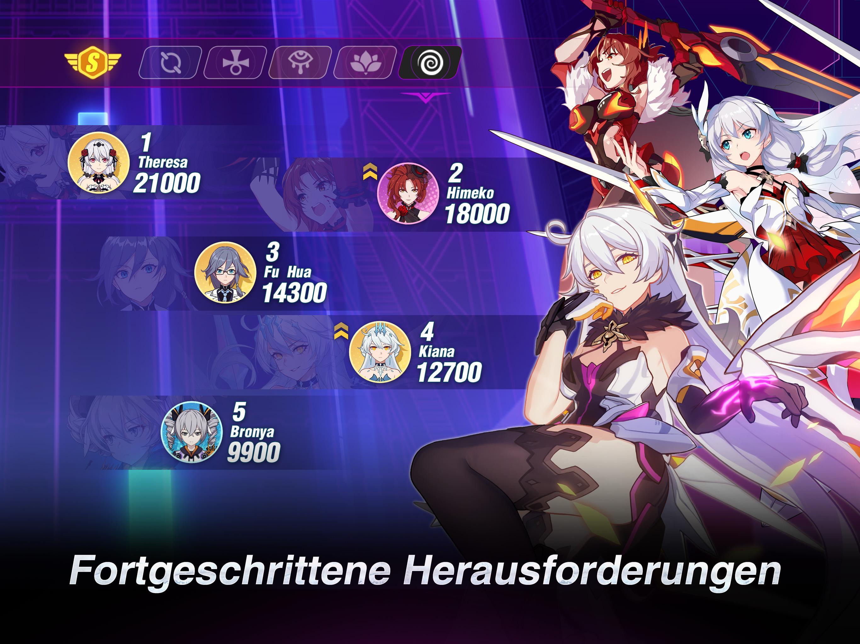 Spiele Honkai Impact 3rd Auf Pc Mit Bluestacks