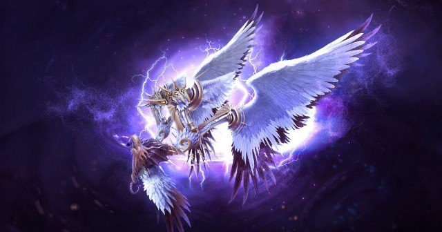 Legacy of Discord: крылья