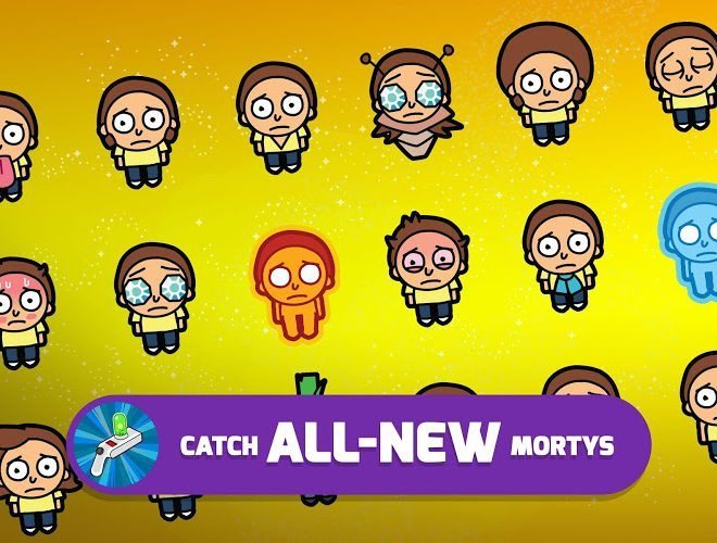 Play Pocket Mortys on PC 10