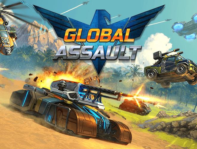 Играй Global Assault На ПК 12