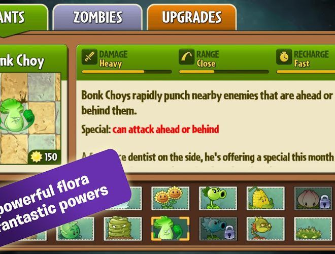 Speel Plants vs Zombies 2 on PC 4