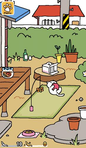 Play Neko Atsume: Kitty Collector on pc 2