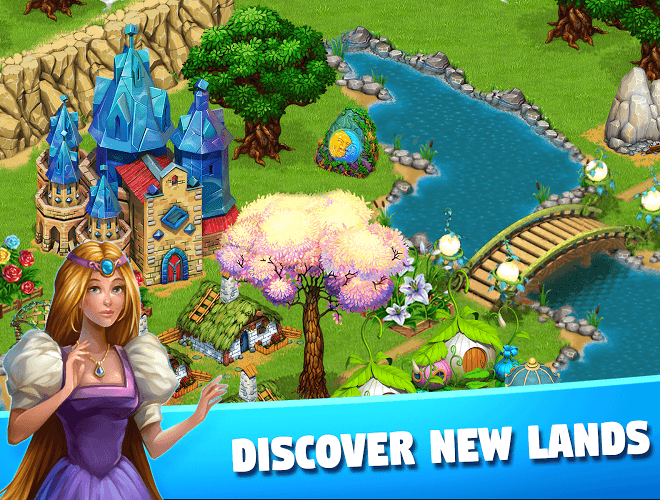 เล่น Fairy Kingdom: World of Magic on PC 12