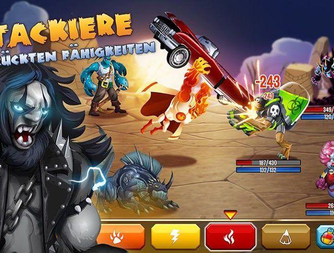 Spiele Monster Legends auf PC 16