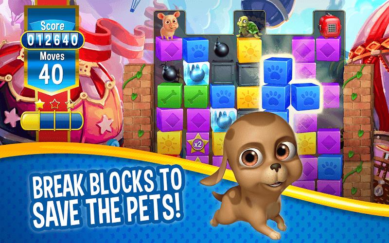 Download Pet Rescue Saga on PC with BlueStacks