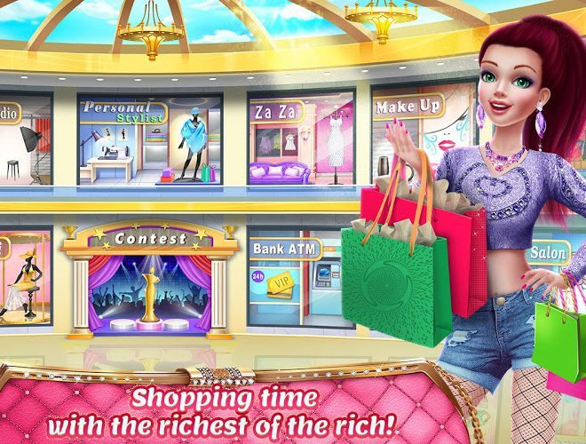 Play Rich Girl Mall on pc 10