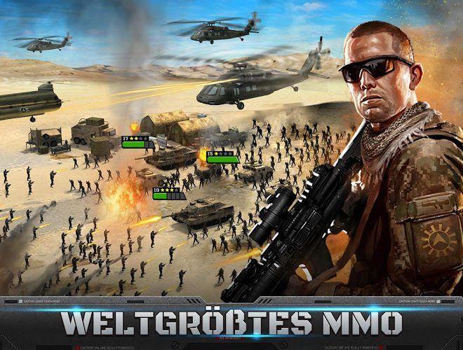 Spiele Mobile Strike Epic War auf PC 19