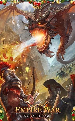 Spiele Empire War: Age of Heroes auf PC 9