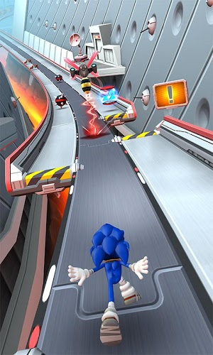 Play Sonic Dash 2: Sonic Boom on PC 4