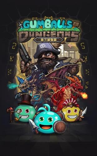 暢玩 Gumballs & Dungeons PC版 1