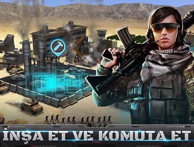 Mobile Strike Epic War İndirin ve PC'de Oynayın 4