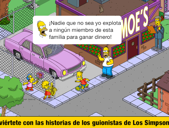 Juega Simpsons Tapped Out on pc 12