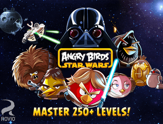Play Angry Birds Star Wars on PC 12