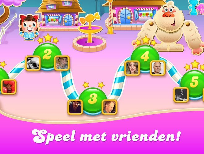 Speel Candy Crush Soda Saga on PC 12