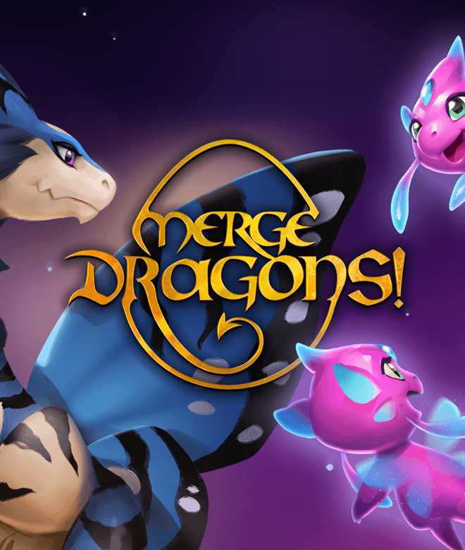 Jogue Merge Dragons! para PC 8