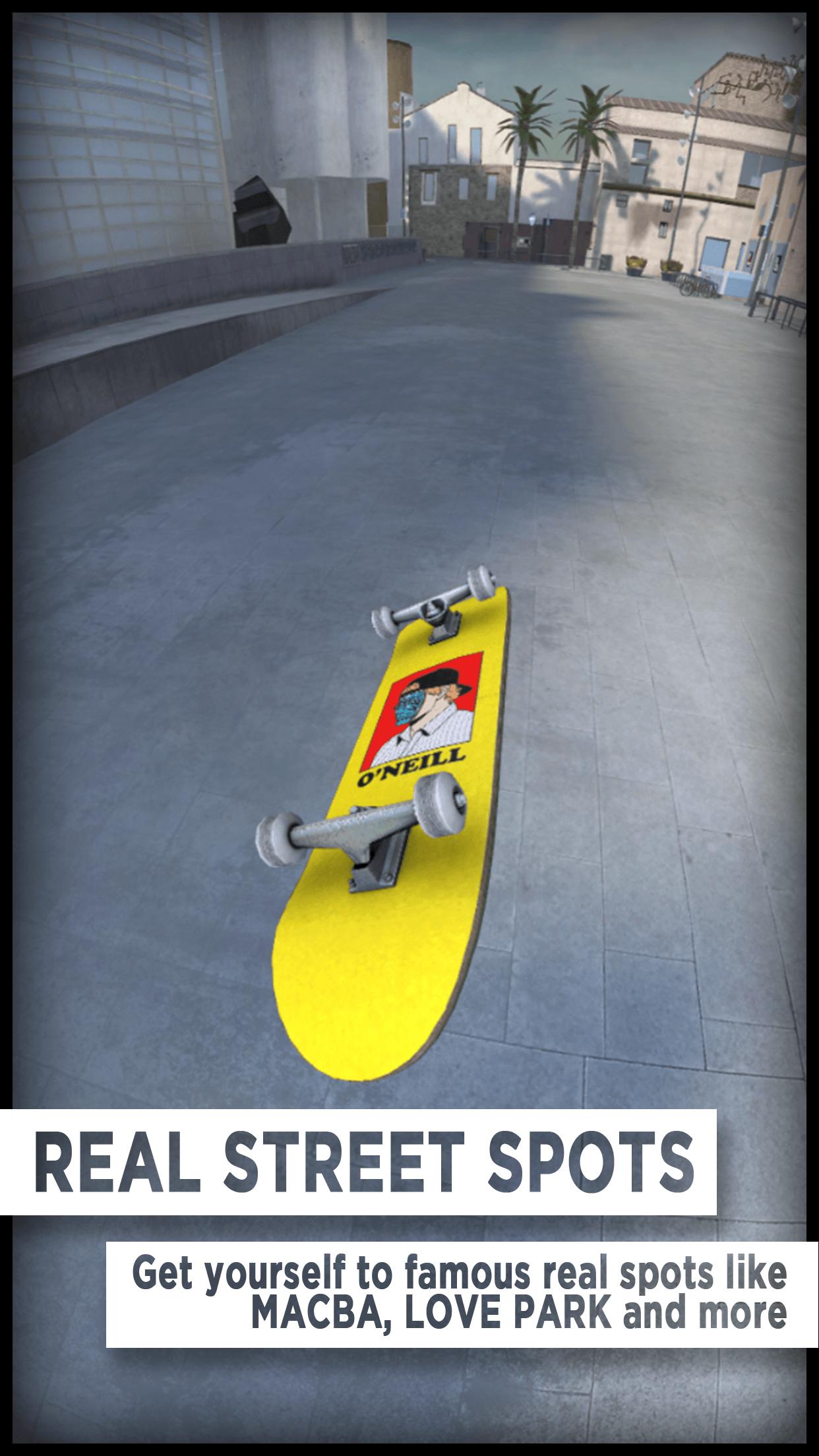 true skate mod apk free download