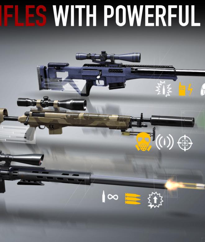 Play Hitman Sniper on PC 9
