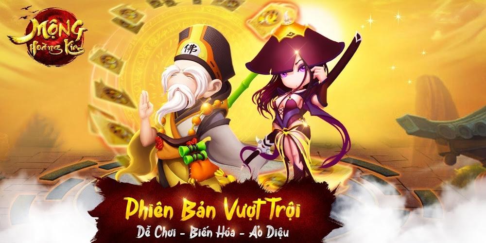 Chơi Mộng Hoàng Kim on PC 17