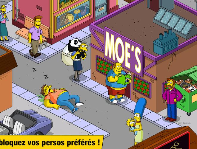 Jouez à  Simpsons Tapped Out sur PC 15