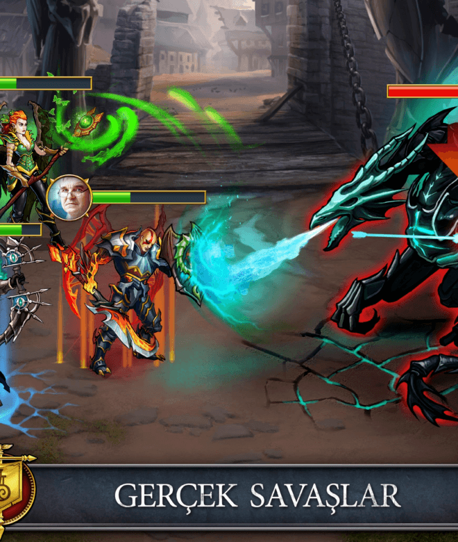 Gods and Glory: War for the Throne İndirin ve PC'de Oynayın 10