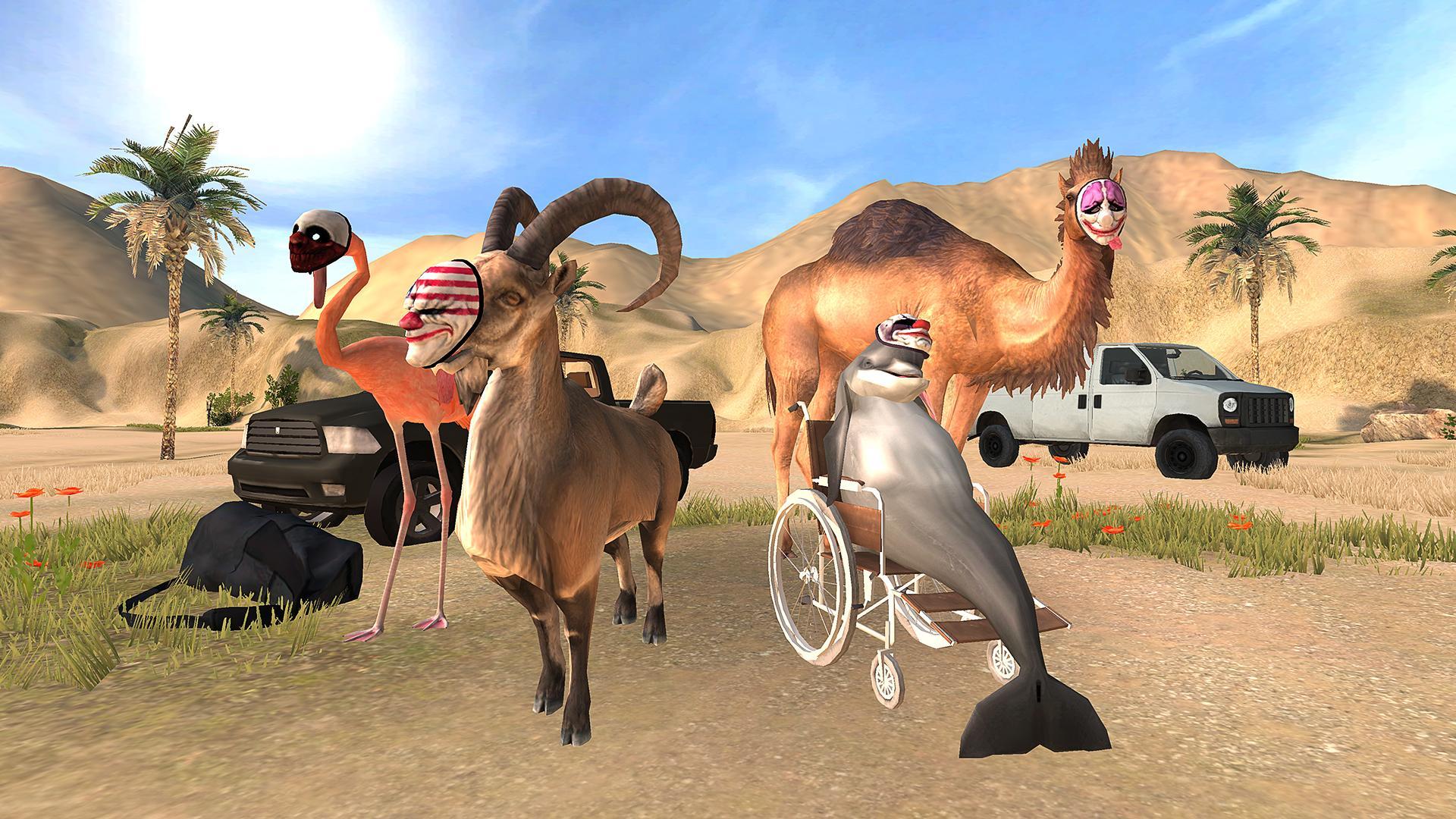 goat simulator download mac