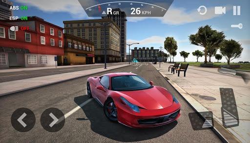 Играй Ultimate Car Driving Simulator На ПК 8
