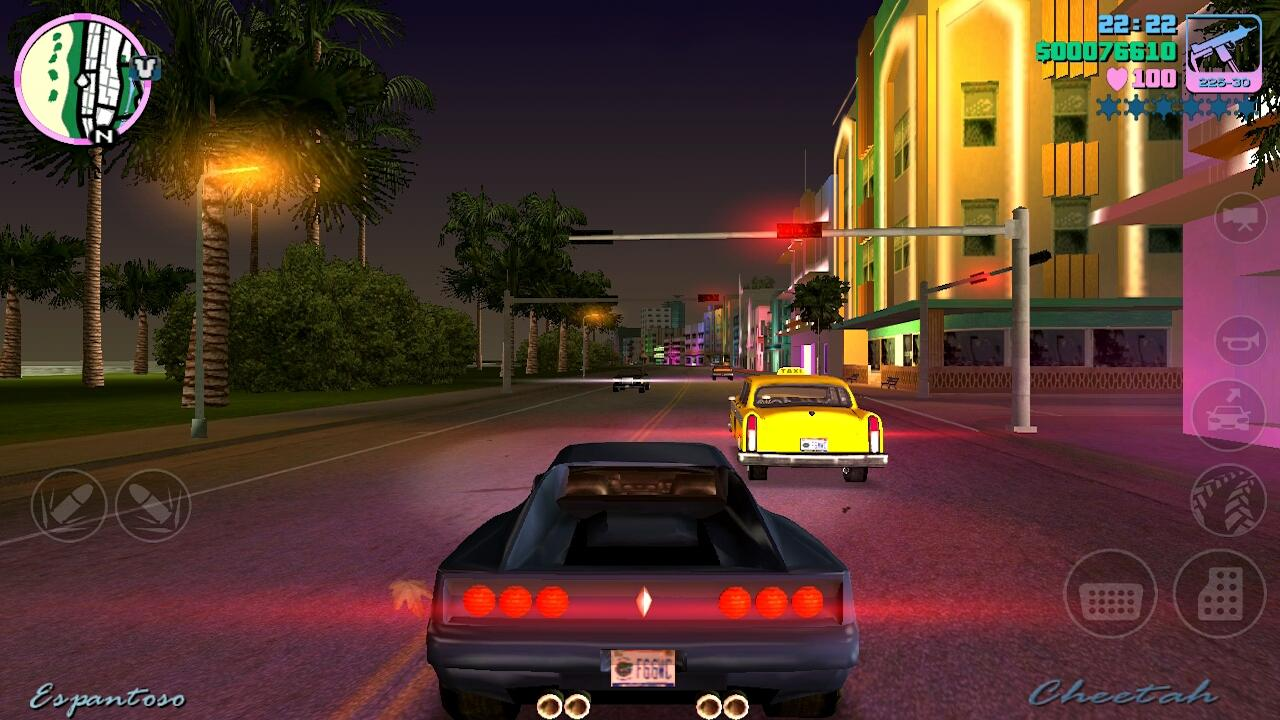 Play Grand Theft Auto Vice City on PC with BlueStacks